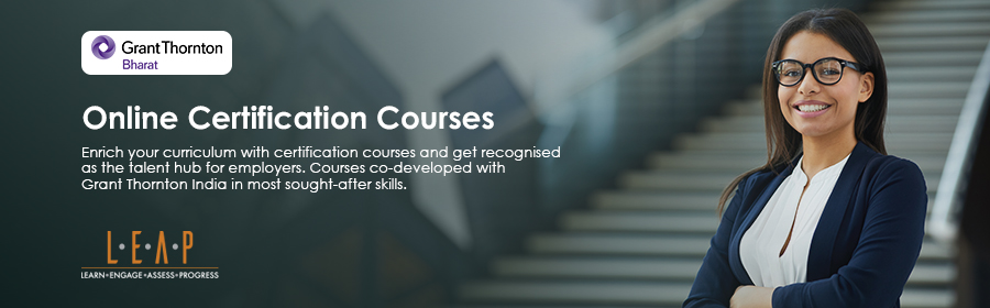 Certification Course
